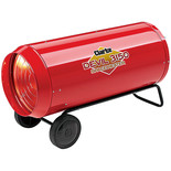Clarke Devil 3150 Propane Fired Space Heater