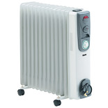 Clarke 2.5kW Oil Filled Radiator With Timer - OFR 13/250