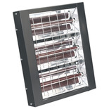 Sealey Infrared Quartz Heater - Wall Mounting 4500W/230V