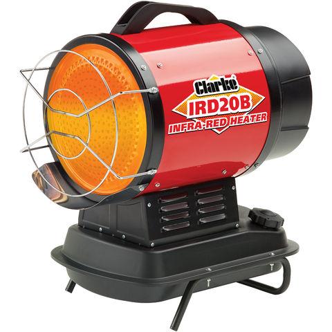 Image of Clarke Clarke IRD20B 20kW Diesel Infra-red Heater