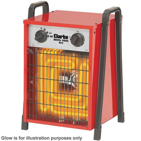 honeywell 3kw fan heater