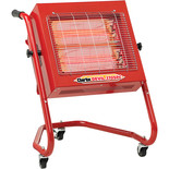 Clarke Devil 370SPC 2.8kW Remote Controlled Quartz Halogen Infrared Heater (230V)