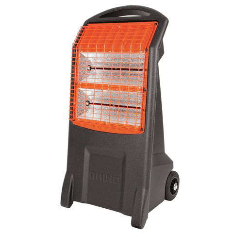 Image of Birchwood Birchwood Rhino TQ3 2.8kW Infra Red Heater (230V)