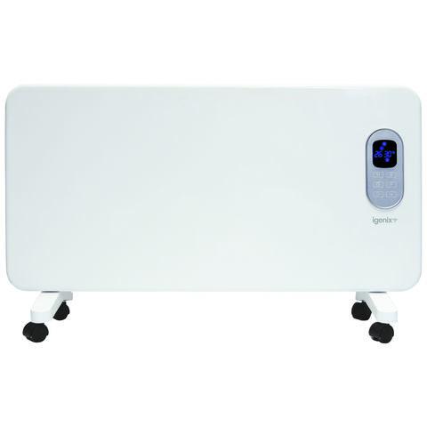 Image of igenix Igenix 1.5kW Wi-Fi Enabled Panel Heater with Amazon Alexa