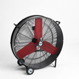 "Clarke CAM30 30"" Drum Electric Fan"