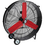 "Clarke CAM36 36"" Drum Electric Fan"