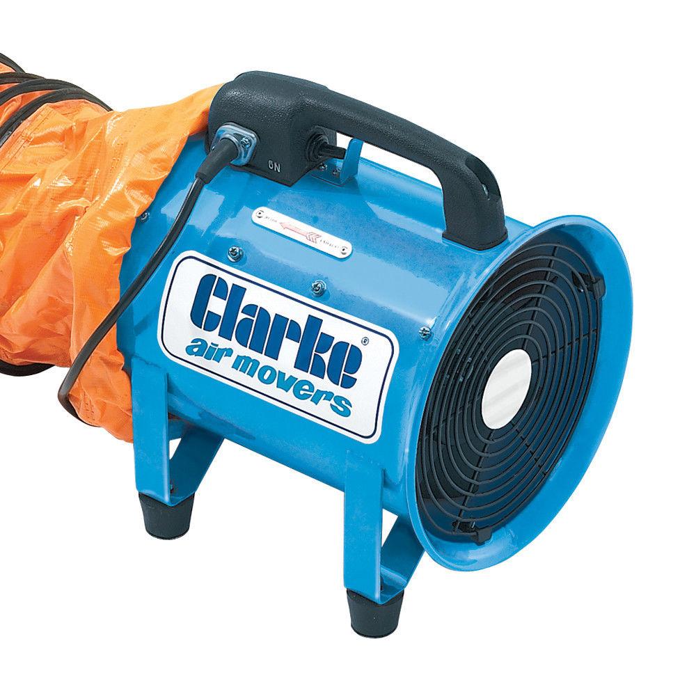 Clarke Cam200 Portable Ventilator 230v Machine Mart Machine Mart