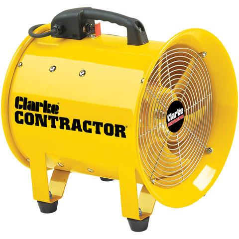 """Image of Clarke Contractor Clarke Contractor CON305 12"""" Ventilator/Air Mover (110V)"""