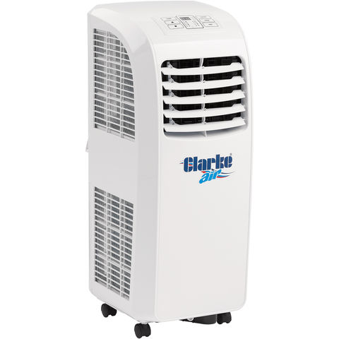 clarke ac7000 7000 btu air conditioner machine mart machine mart. Black Bedroom Furniture Sets. Home Design Ideas