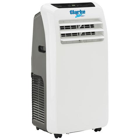 Clarke Clarke AC10050 9000BTU Portable Air Conditioning Unit with Remote Control