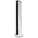 Igenix 36 Inch Digital Tower Fan with Alexa Connection White