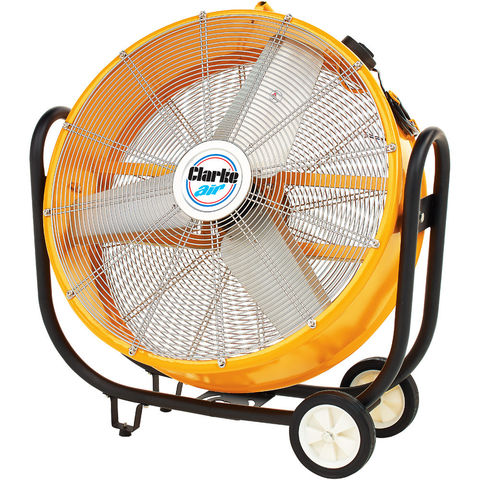 "Image of 110Volt Clarke CAM110 30"" Drum Electric Fan (110V)"