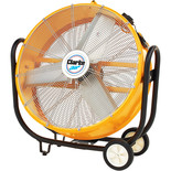 "Clarke CAM110 30"" Drum Electric Fan (110V)"