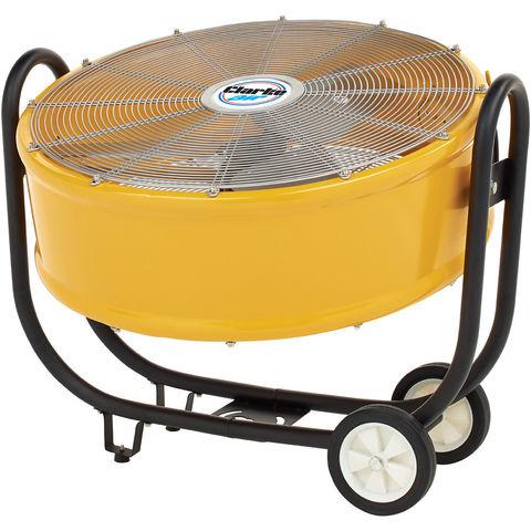 Clarke Cam110 30 Drum Electric Fan 110v Machine Mart