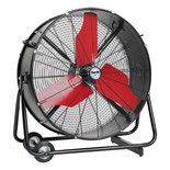 Clarke CAMAX24 Extra High Output Drum Fan