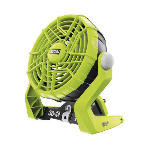 Image of Ryobi One+ Ryobi One+ R18F-0 18V Cordless Fan (Bare Unit)