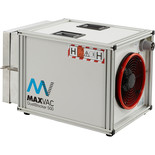 MaxVac Dust Blocker 500 Air Filtration Cleaner White (230V)