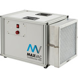 MaxVac Dust Blocker 500 Air Filtration Cleaner White (110V)