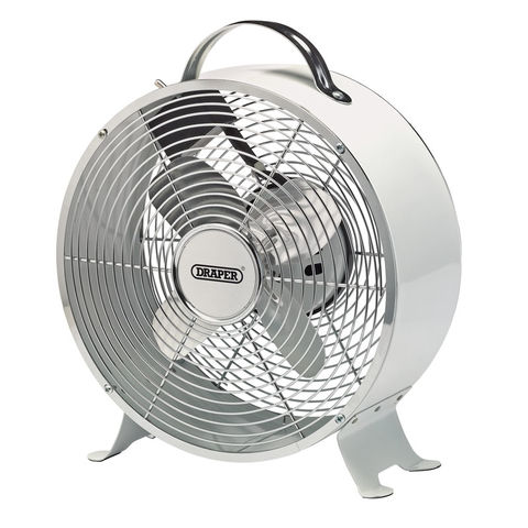 Image of Draper Draper FAN15 8'' Mini Drum Fan (230V)