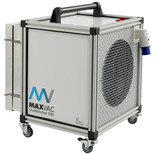 Maxvac Dustblocker 900 White Air Filtration Cleaner with G3, G4, H14 Filters (230V)