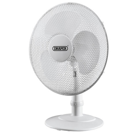 Image of Draper Draper FAN16 16'' Desk Fan (230V)