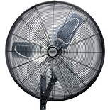 Draper 09435 Industrial Wall Mounted Fan 24'' 600mm (230V)