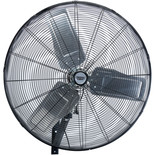 Draper HVW30 Industrial Wall Mounted Fan 30'' 750mm (230V)