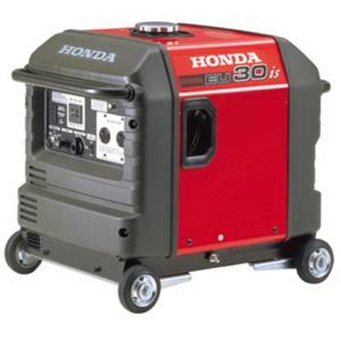 Image of Honda Honda EU30iS Petrol Driven Generator