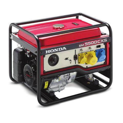 Image of Honda Honda Petrol Driven Generator - EM5500S