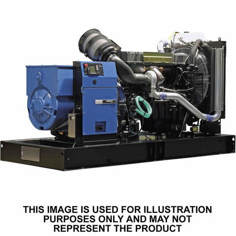 John Deere John Deere JD80ESO 80kVA Water Cooled Generator (Open)