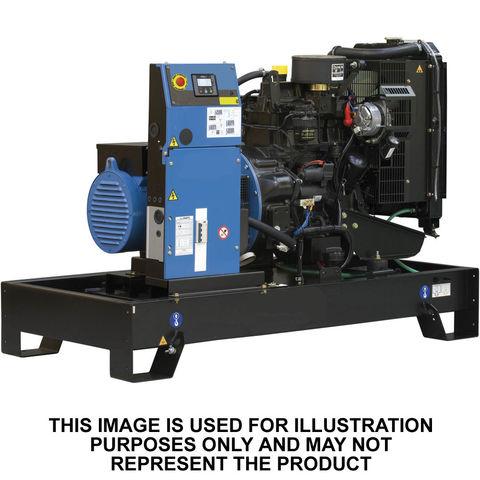 John Deere John Deere JD100AMFO 100kVA Water Cooled Generator (Open)