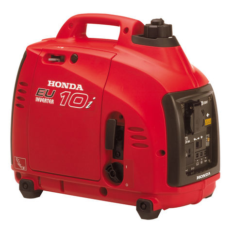 Image of Honda Honda EU10i 230V 1kW Petrol Driven Inverter Generator