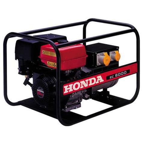 Image of Honda Honda Petrol Driven Generator - EC6000