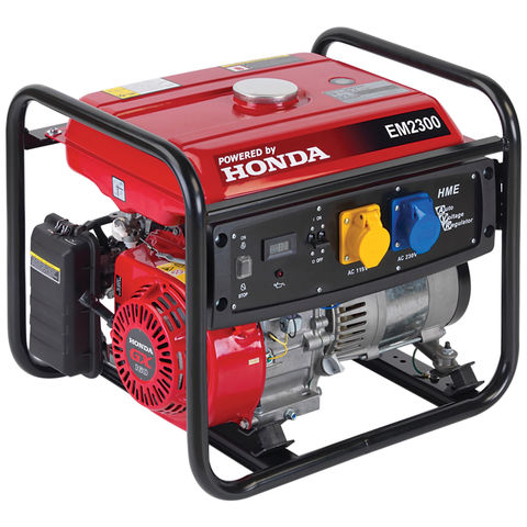 Image of Honda Honda EM2300 2kVA Petrol Generator with AVR