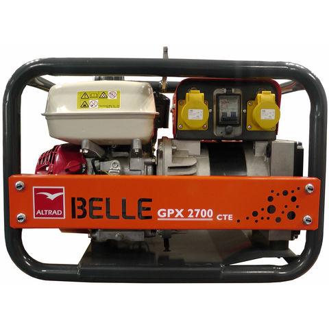 Image of Altrad Belle Altrad Belle GPX 2700 CTE Honda Petrol Powered Generator (110V)