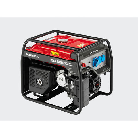 Image of Honda Honda EG3600 AVR 3.6kW Petrol Powered Generator (110/230V)