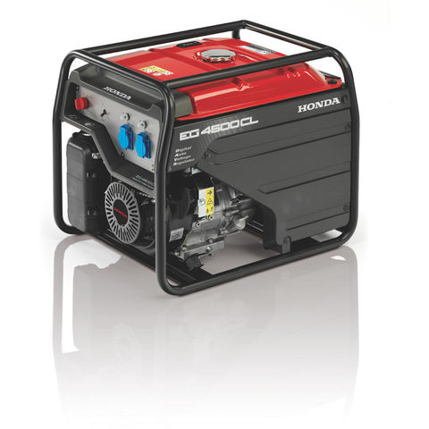 Image of Honda Honda EG4500 AVR 4.5kW Petrol Powered Generator (110/230V)