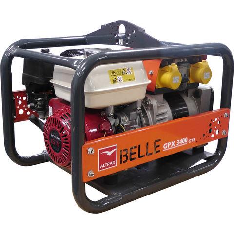 Image of Altrad Belle Altrad Belle GPX 3400 CTE Honda Petrol Powered Generator (110V)
