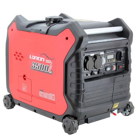 Image of Loncin Loncin LC3500i Electric Start 230V 3kW Inverter Generator