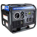 Hyundai HY3500Ei 3.3kW Single Phase Electric Start Inverter Generator