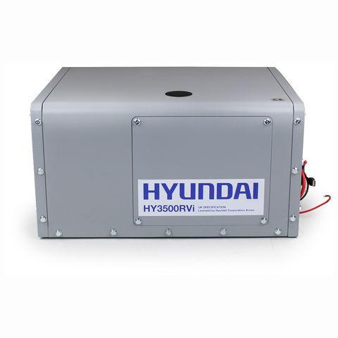 Image of Hyundai Hyundai HY3500RVi 3500W Motorhome Leisure Petrol Generator