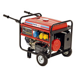 Clarke FG4050ES 4.5kVA Portable Petrol Generator with Electric Start