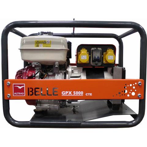 Image of Altrad Belle Altrad Belle GPX 5000 CTE Honda Petrol Powered Generator (110V)