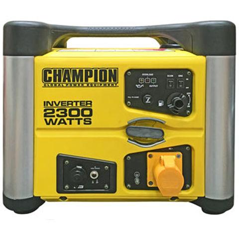 Image of Champion Champion 72120i 2300 Watt Inverter Petrol Generator (110V)