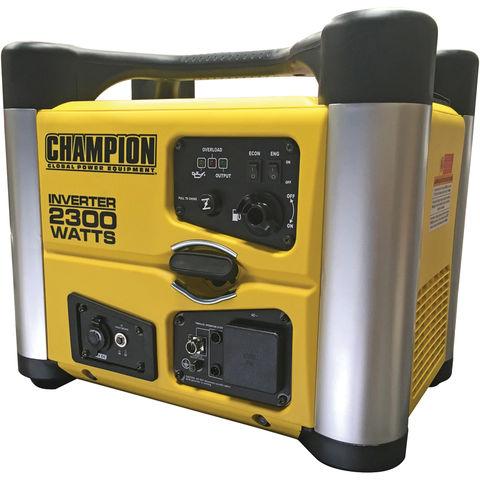 Image of Champion Champion 72301I-E 2.3kW Inverter Petrol Generator