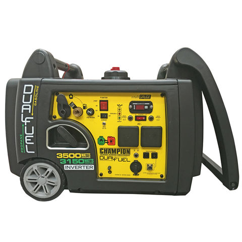Image of Champion Champion 73001i-DF 3kW Duel Fuel Inverter Generator