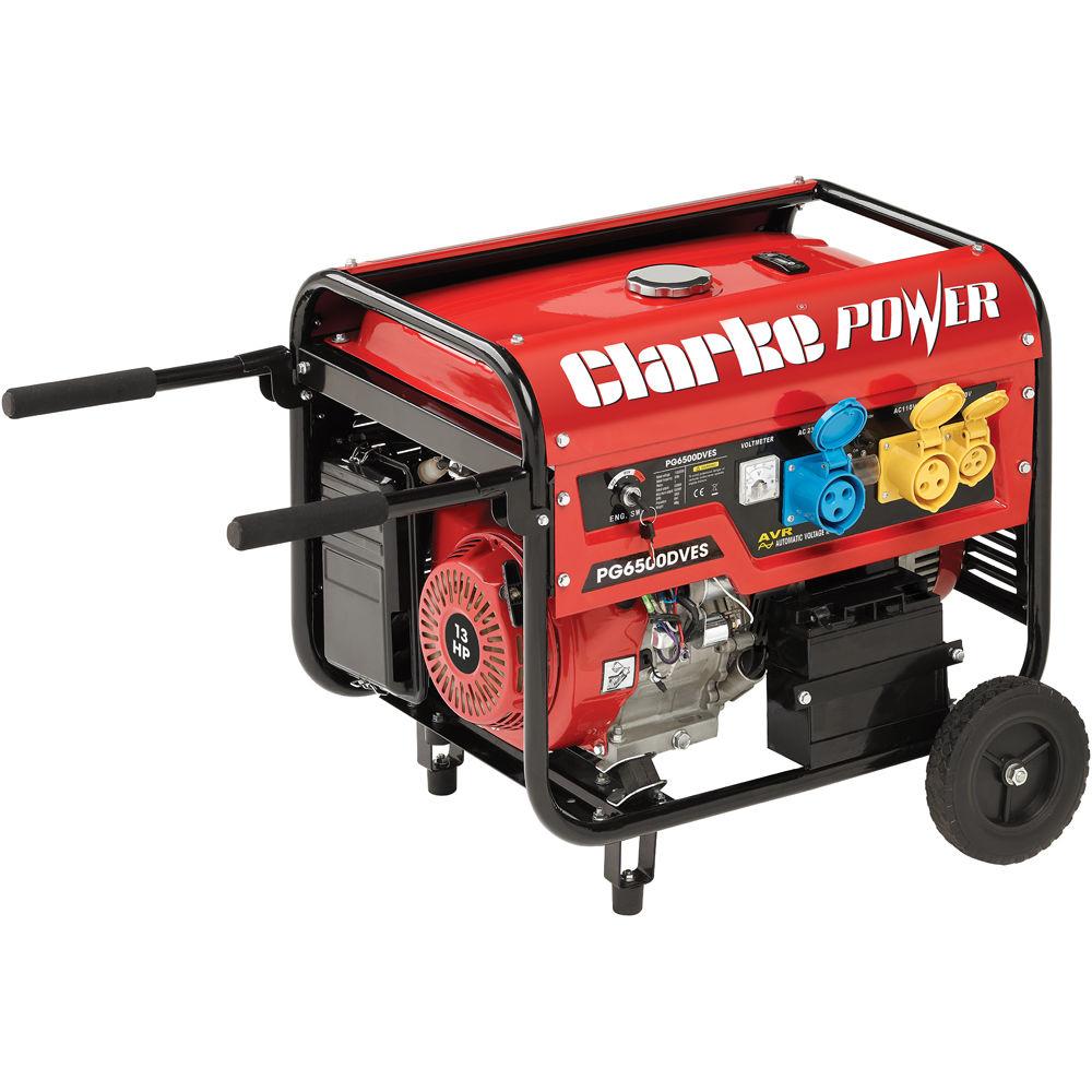 25 L Petrol Generator 5.5 kW