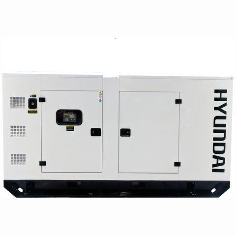 Image of Hyundai Hyundai DHY125KSE 125kVA Diesel Generator 230V & 400V