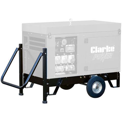 Image of Clarke Clarke CKB5 Wheel Kit for KC10 Diesel Generator