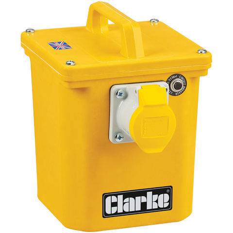 Image of Clarke CTR1000/1 Transformer